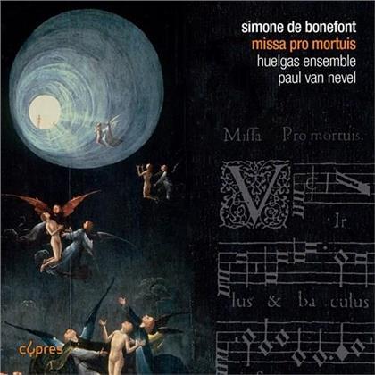 Huelgas Ensemble, Simone De Bonefont & Paul van Nevel - Missa Pro Mortuis