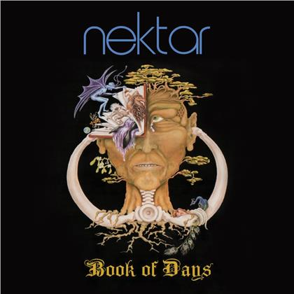 Nektar - Book Of Days (2020 Reissue, Deluxe Edition, Remastered, 2 CDs)
