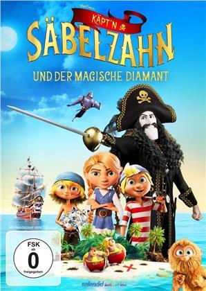Käpt'n Säbelzahn und der magische Diamant (2019)