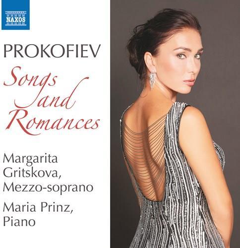 Margarita Gritskova, Maria Prinz & Serge Prokofieff (1891-1953) - Songs & Romances