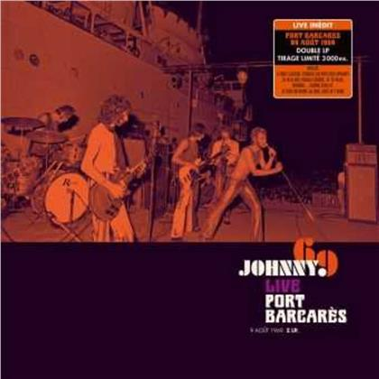 Johnny Hallyday - Live Port Barcares (Mercury Records, Limited Edition, 2 LPs)
