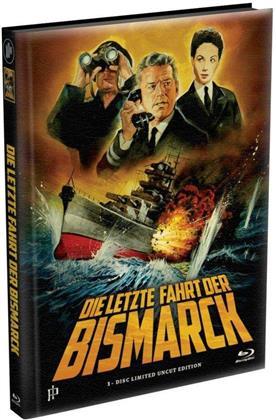 Die letzte Fahrt der Bismarck (1960) (Limited Edition, Mediabook, Uncut)