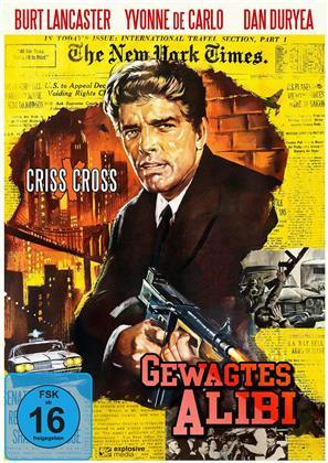 Gewagtes Alibi - Criss Cross (1949) (s/w)