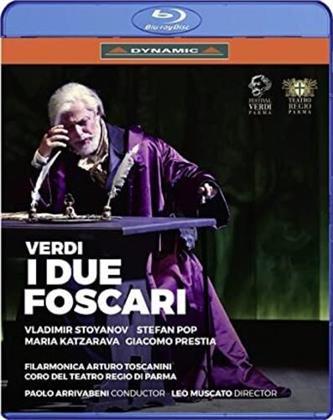 Verdi, G. - I Due Foscari