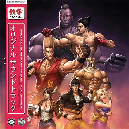 Tekken - OST Game Soundtrack (Gatefold, Remastered, 2 LPs)