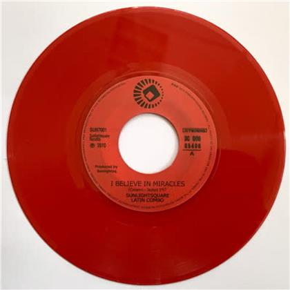 "Sunlightsquare Latin Combo - I Believe In Miracles (7"" Single)"