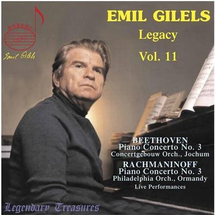 Emil Gilels & Ludwig van Beethoven (1770-1827) - Emil Gilels Legacy 11