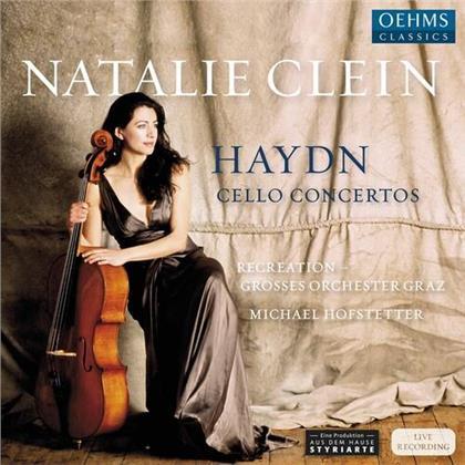 Natalie Clein, Michael Hofstetter & Joseph Haydn (1732-1809) - Cello Concertos