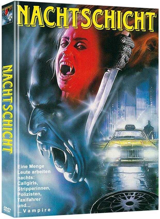 Nachtschicht (1987) (Edizione Limitata, Mediabook, 2 DVD)