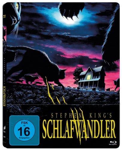 Stephen King's Schlafwandler (1992) (Limited Edition, Steelbook)