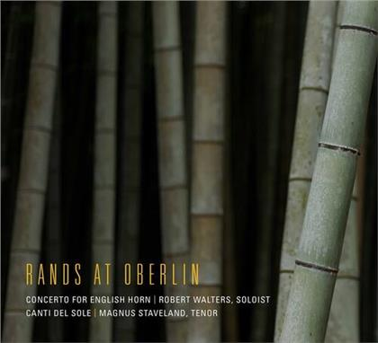 Weiss, Walters & Rands - Rands At Oberlin