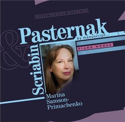Jeff Pasternak & Marina Samson-Primachenko - Piano Works