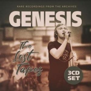 Genesis - The Lost Tapes (3 CDs)