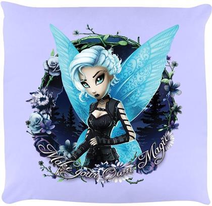 Hexxie Juniper - Make Your Own Magic - Lilac Cushion