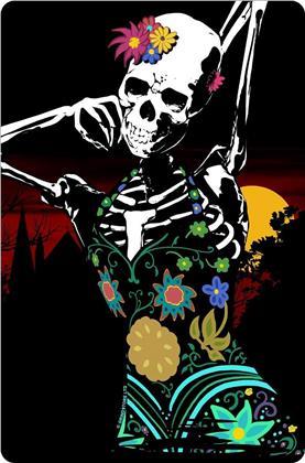 Sassy Skeleton - Greet Tin Card