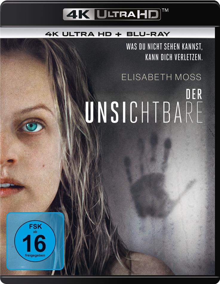 Der Unsichtbare (2020) (4K Ultra HD + Blu-ray)