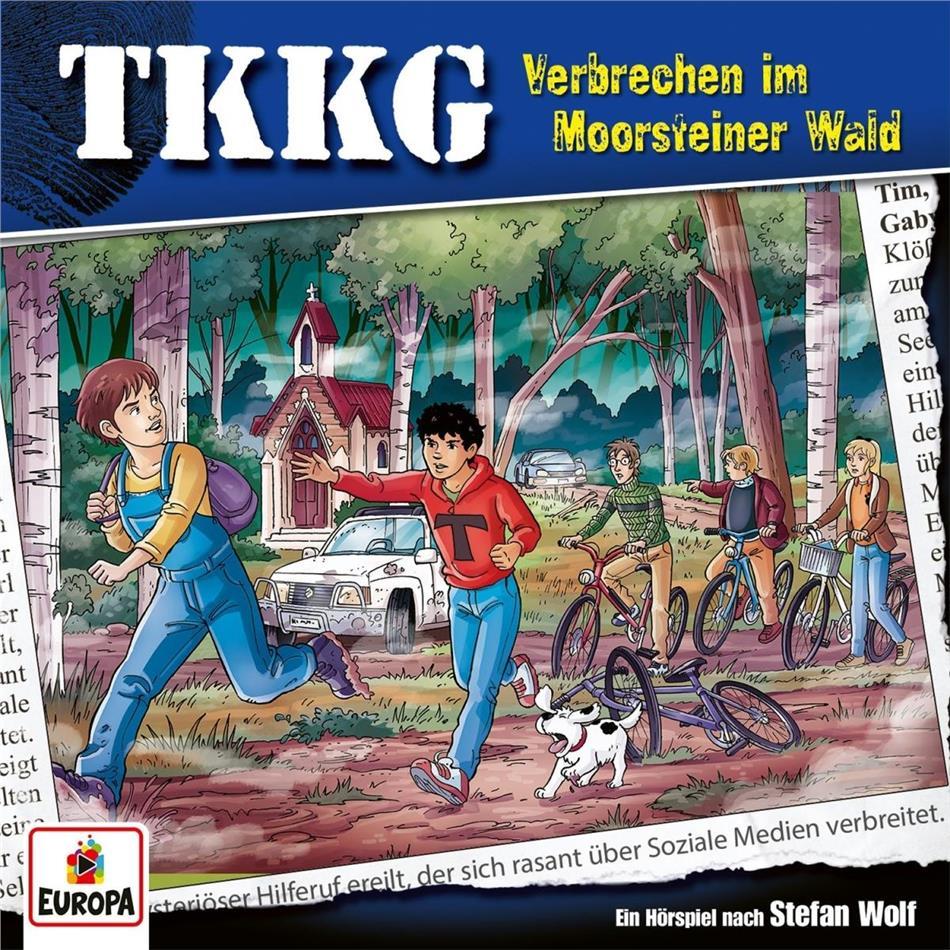 TKKG - 215/Verbrechen im Moorsteiner Wald