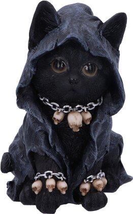 Reapers Feline - Cloaked Grim Reaper Cat - Figurine