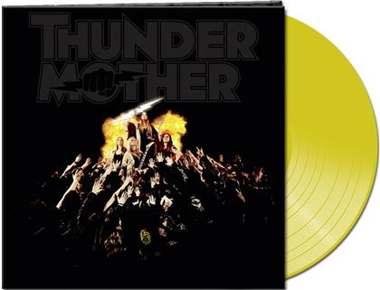 Thundermother - Heat Wave (Limited, Gatefold, Clear Yellow Vinyl, LP)