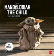 The Mandalorian Broschurkalender 2021
