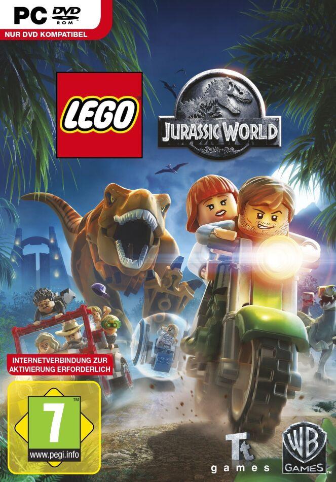 Green Pepper - LEGO Jurassic World