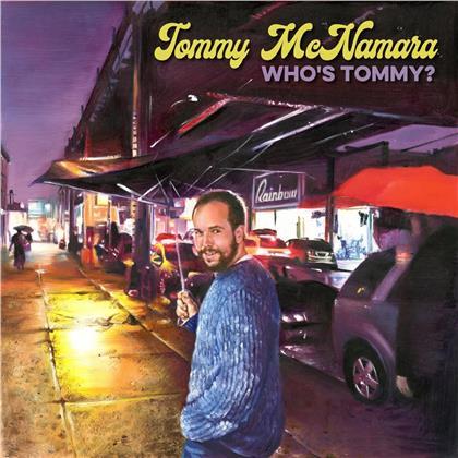 Tommy McNamara - Who's Tommy? (LP)