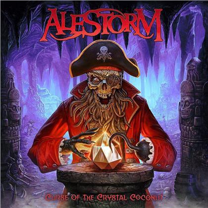 Alestorm - Curse Of The Crystal Coconut (LP)