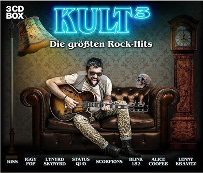 Kult3 - Die Grössten Rock-Hits (3 CDs)