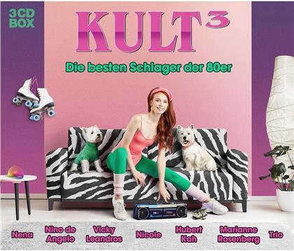Kult3 - Die Besten Schlager Der 80er (3 CDs)