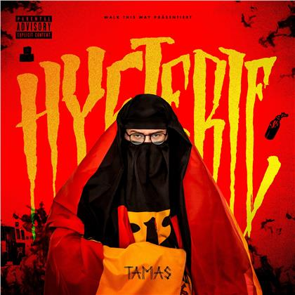 Tamas - Hysterie (Limited Edition, LP)