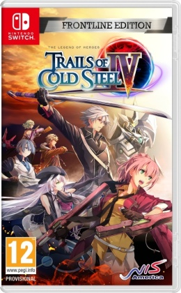 The Legend of Heroes - Trails of Cold Steel IV Frontline Edition