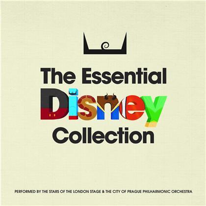 London Music Works & Prague Philharmonic Orchestra - Essential Disney Collection - OST (2020 Reissue, LP)