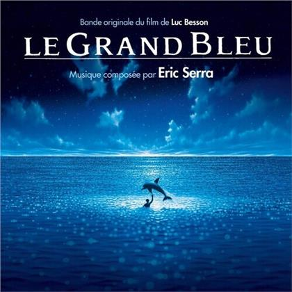 Eric Serra - Le Grand Bleu - OST (2020 Reissue, Opaque Blue Vinyl, 2 LPs)