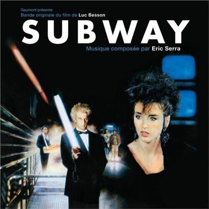 Eric Serra - Subway (2020 Reissue, Translucent Vinyl, LP)