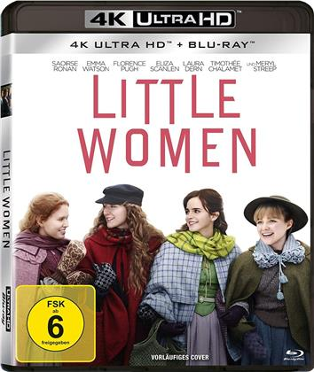 Little Women (2019) (4K Ultra HD + Blu-ray)