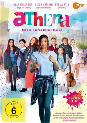 Athena - Folgen 1-5