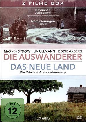 Die Auswanderer / Das neue Land - Die 2-teilige Auswanderersaga (2 DVDs)