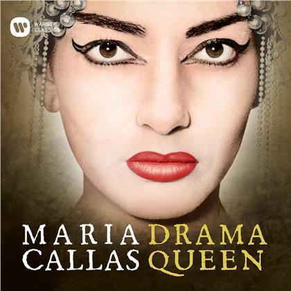 Maria Callas, Vincenzo Bellini (1801-1835), Gaetano Donizetti (1797-1848), Luigi Cherubini (1760-1842) & Giuseppe Verdi (1813-1901) - Drama Queen