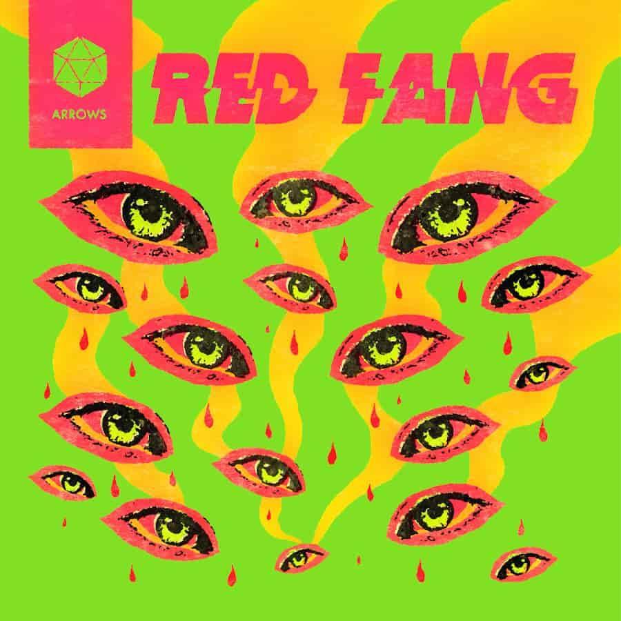 Red Fang - Arrows (LP)