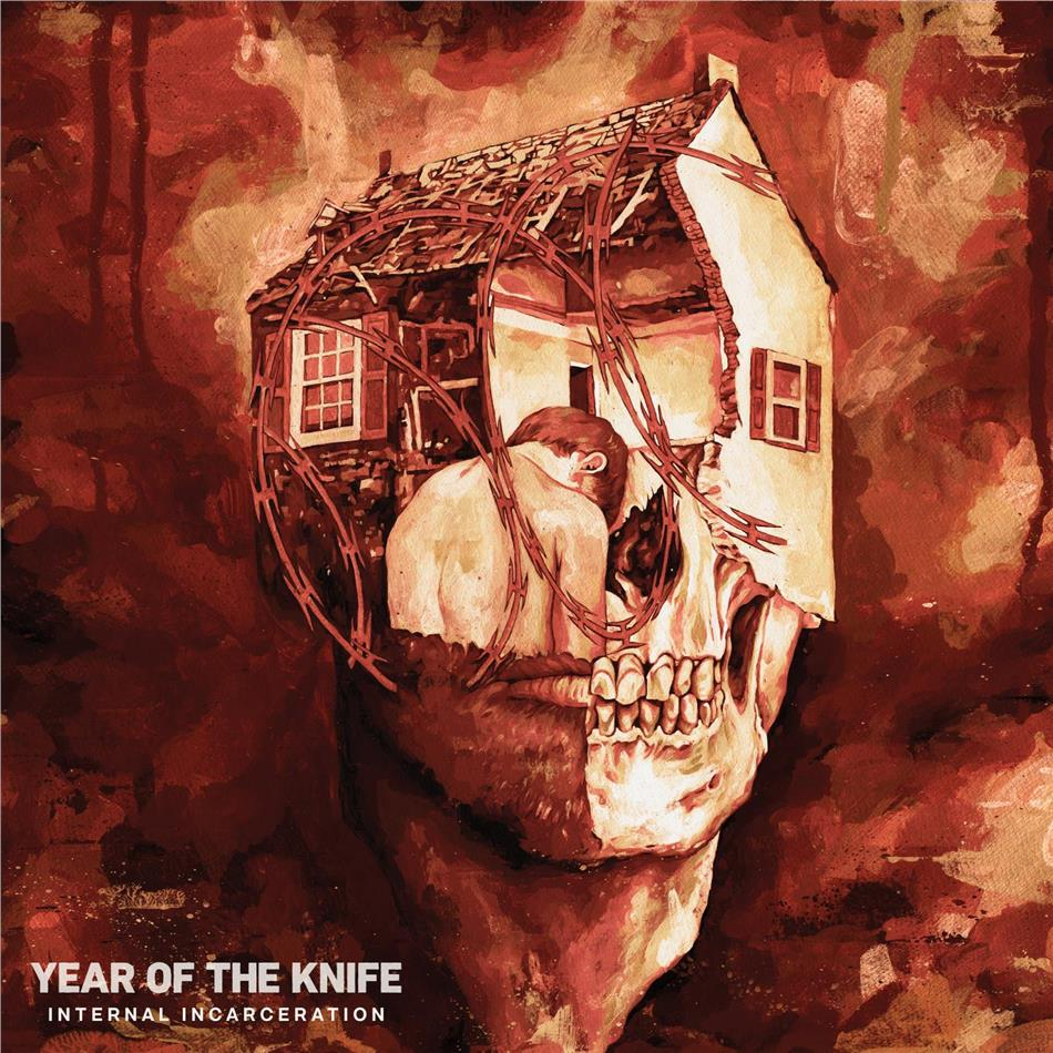 Year Of The Knife - Internal Incarceration (Limited Edition, Colored, LP)