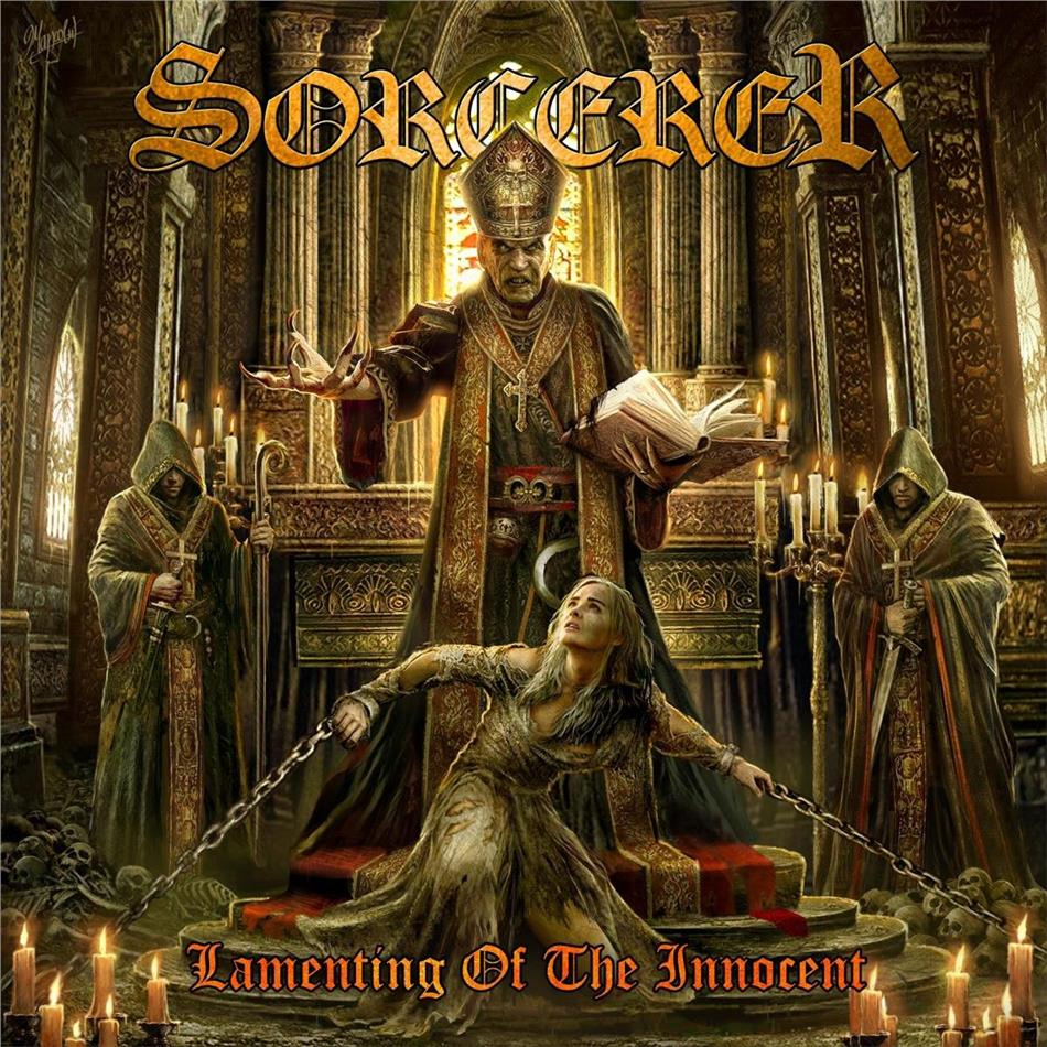 Sorcerer - Lamenting Of The Innocent (2 LPs)