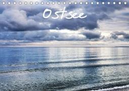 Ostsee (Tischkalender 2021 DIN A5 quer)