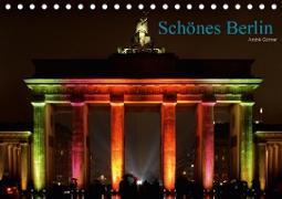 Schönes Berlin (Tischkalender 2021 DIN A5 quer)