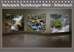 Naturpark Teutoburger Wald - Silberbach (Tischkalender 2021 DIN A5 quer)
