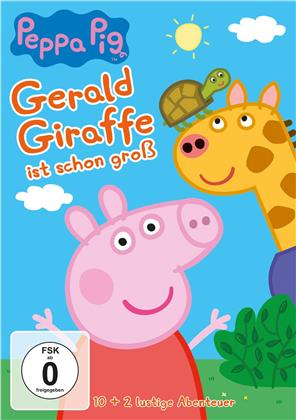 Peppa Pig - Gerald Giraffe (2016)
