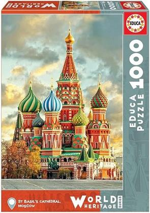 St Basil's Cathedral - 1000 Teile Educa Puzzle