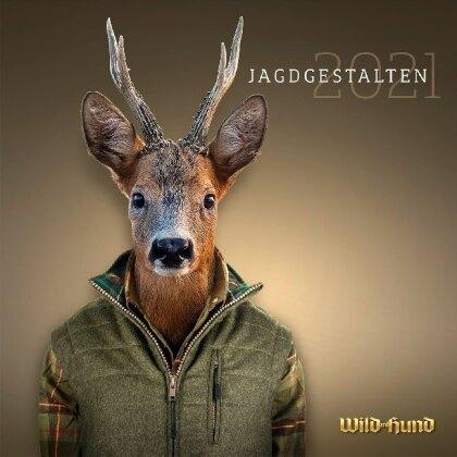 Jagdgestalten (Bild mit Dackel) 2021
