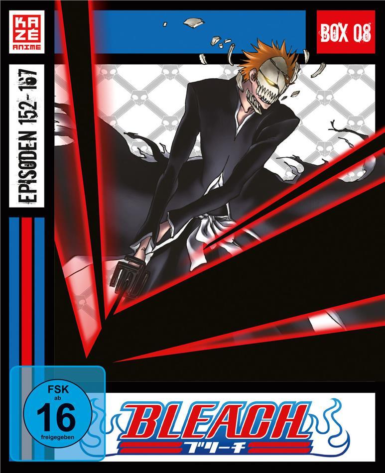 Bleach - Box 8 - Episoden 152-167 (3 Blu-rays)