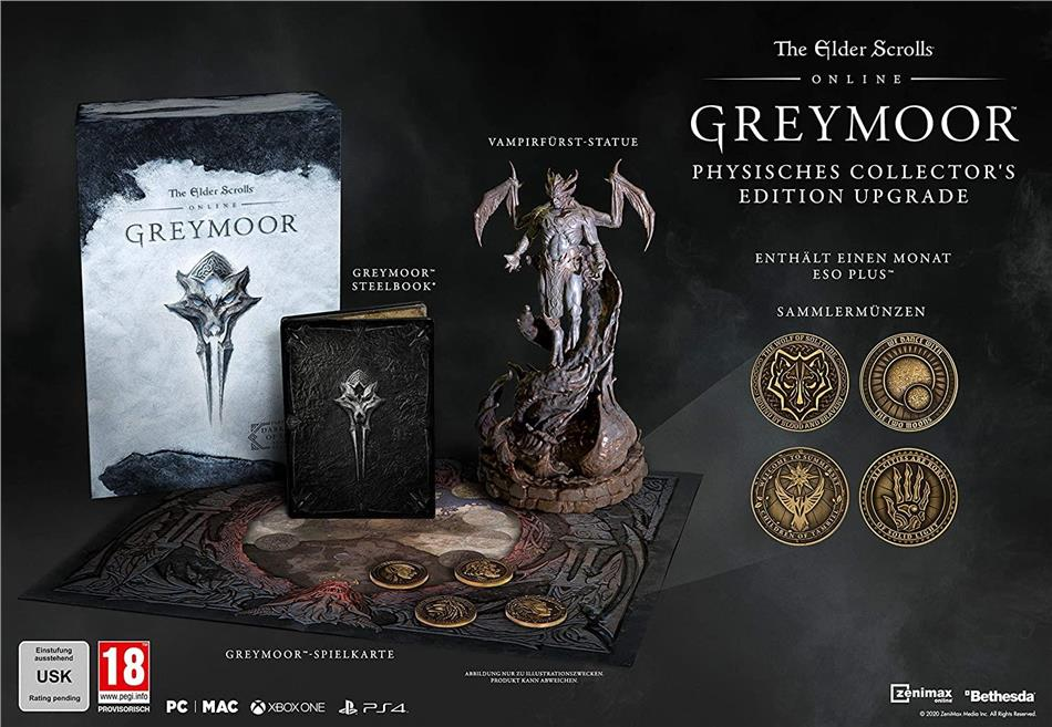The Elder Scrolls Online: Greymoor (Édition Collector)