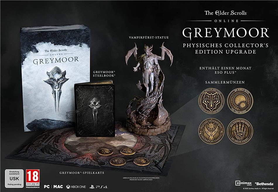 The Elder Scrolls Online: Greymoor (Collector's Edition)